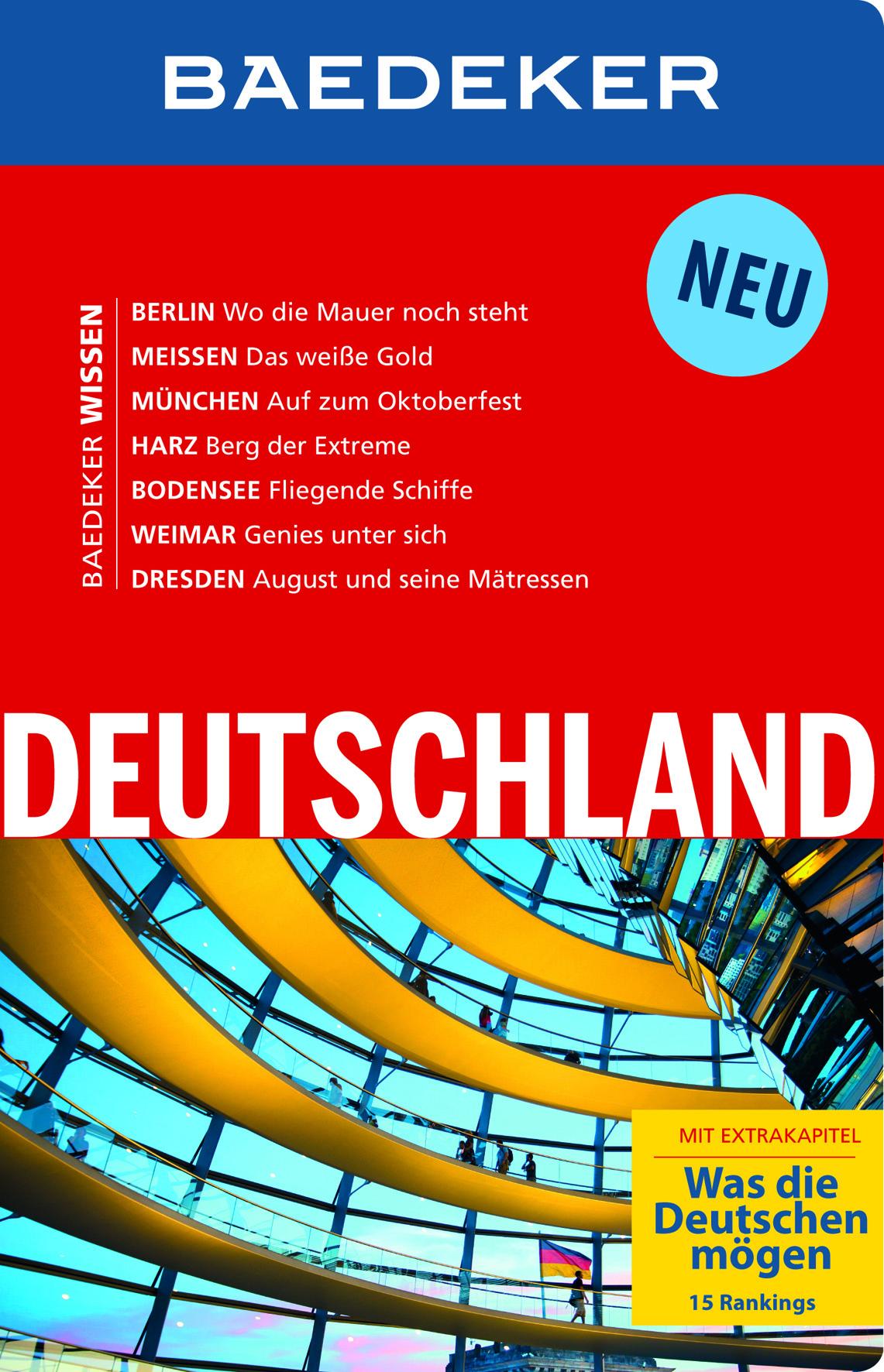 Baedeker Deutschland