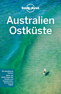 Lonely Planet- Australien Ostküste (Cover)