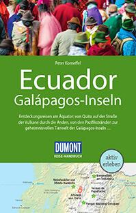 Dumont Ecuador Reise-Handbuch (Cover)