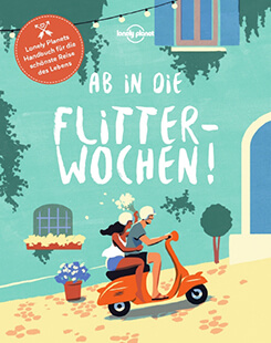 Lonely Planet – Ab in die Flitterwochen (Cover)