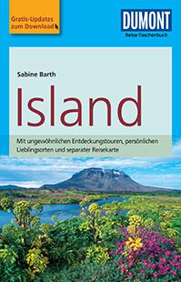 DuMont – Reise-Taschenbuch Island (Cover)