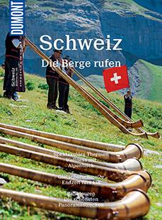 DuMont Bildatlas – Schweiz (Cover)