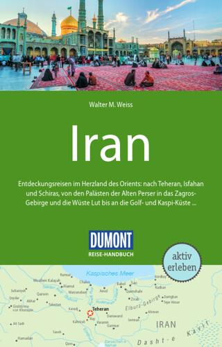 DuMont Reisehandbuch – Iran (Cover)