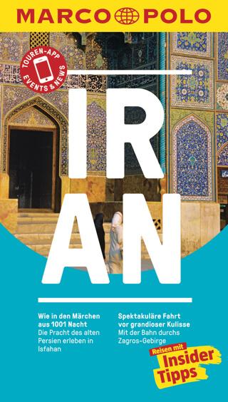 Marco Polo – Iran (Cover)