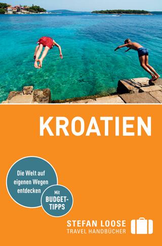 Stefan Loose – Kroatien (Cover)
