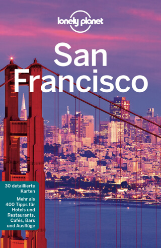 Lonely Planet – San Francisco (Cover)