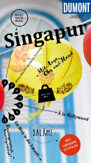 DuMont Direkt – Singapur (Cover)