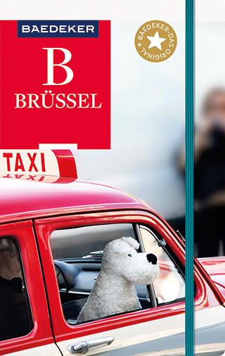 Badeker - Brüssel Cover
