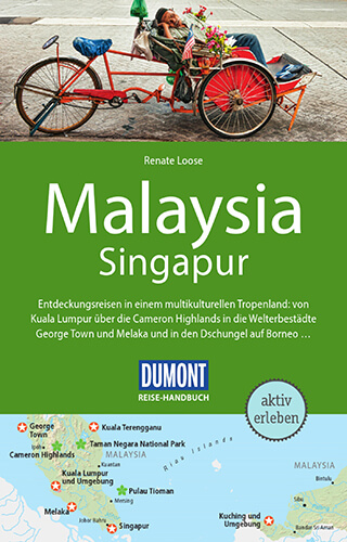 Dumont Reise-Handbuch - Malaysia Cover