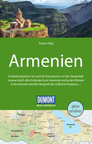 Dumont Reise-Handbuch - Armenien (Cover)