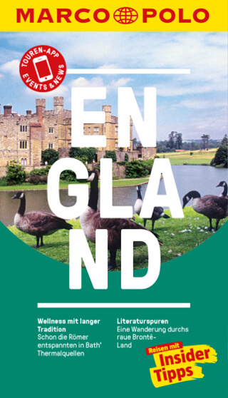 Marco Polo - England (Cover)