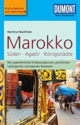 DuMont Reise-Taschenbuch - Marokko (Cover)