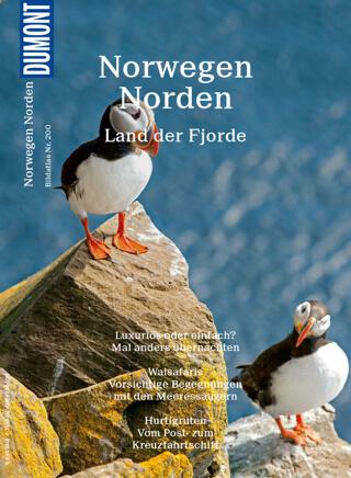Dumont Bildatlas – Norwegen Norden (Cover)