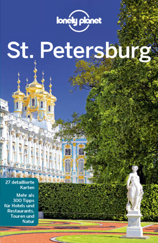 Lonely Planet - St. Petersburg (Cover)