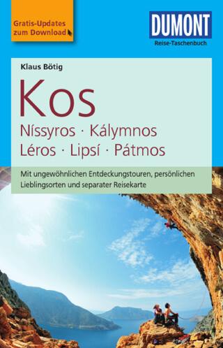 DuMont Reise-Taschenbuch Kos (Cover)