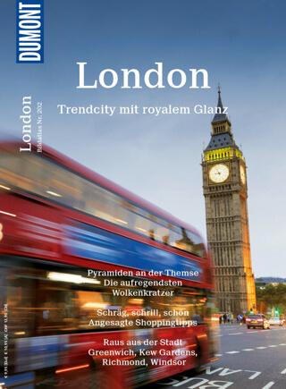 Dumont Bildatlas - London (Cover)