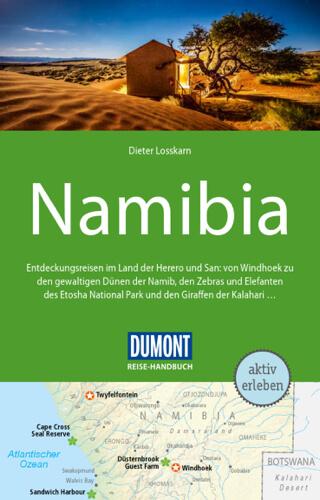 Reise-Handbuch - Namibia (Cover)