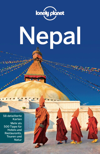 Lonely Planet - Nepal (Cover)