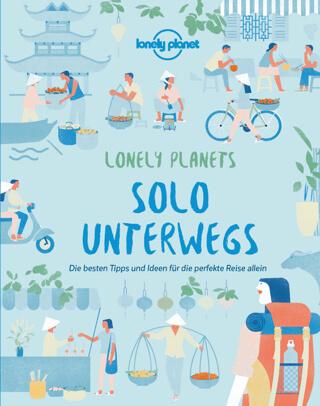 Lonely Planet Bildbände - Solo unterwegs (Cover)