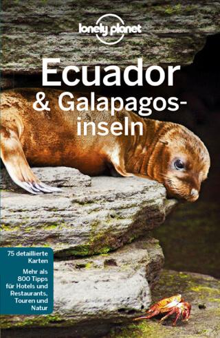 Lonely Planet - Ecuador (Cover)