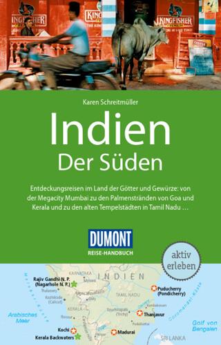 DuMont Reise-Handbuch - Indien (Cover)