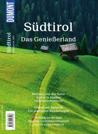DuMont Bildatlas - Südtirol (Cover)