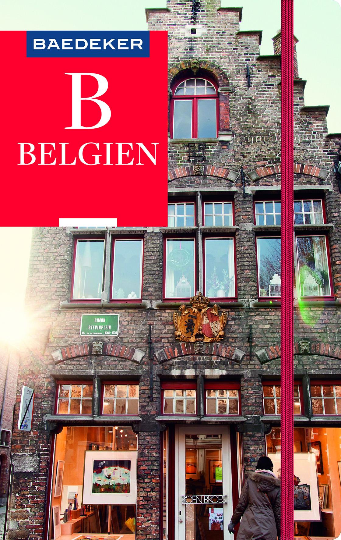 Baedeker - Belgien (Cover)