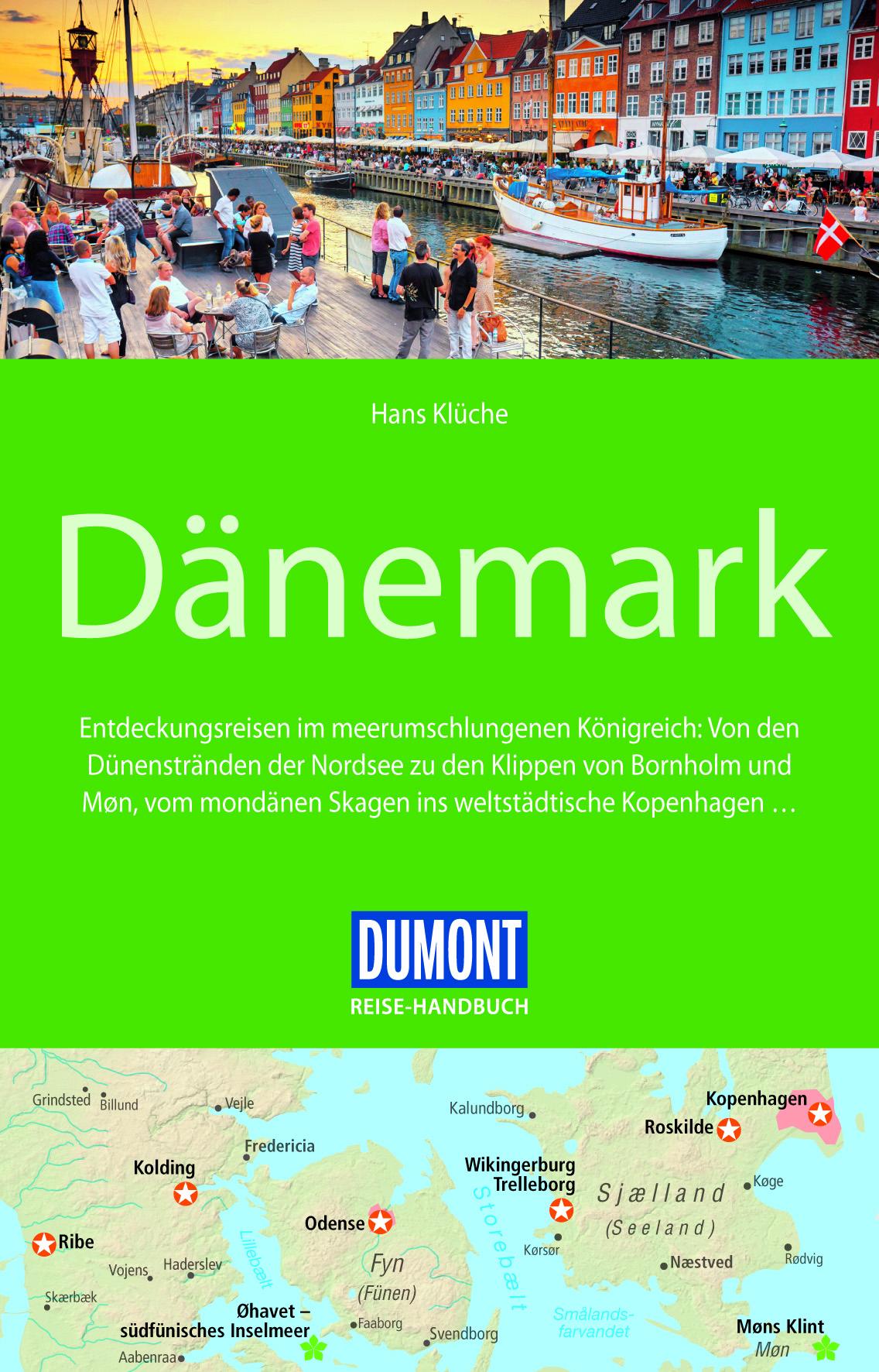DuMont Reise-Handbuch - Dänemark (Cover)
