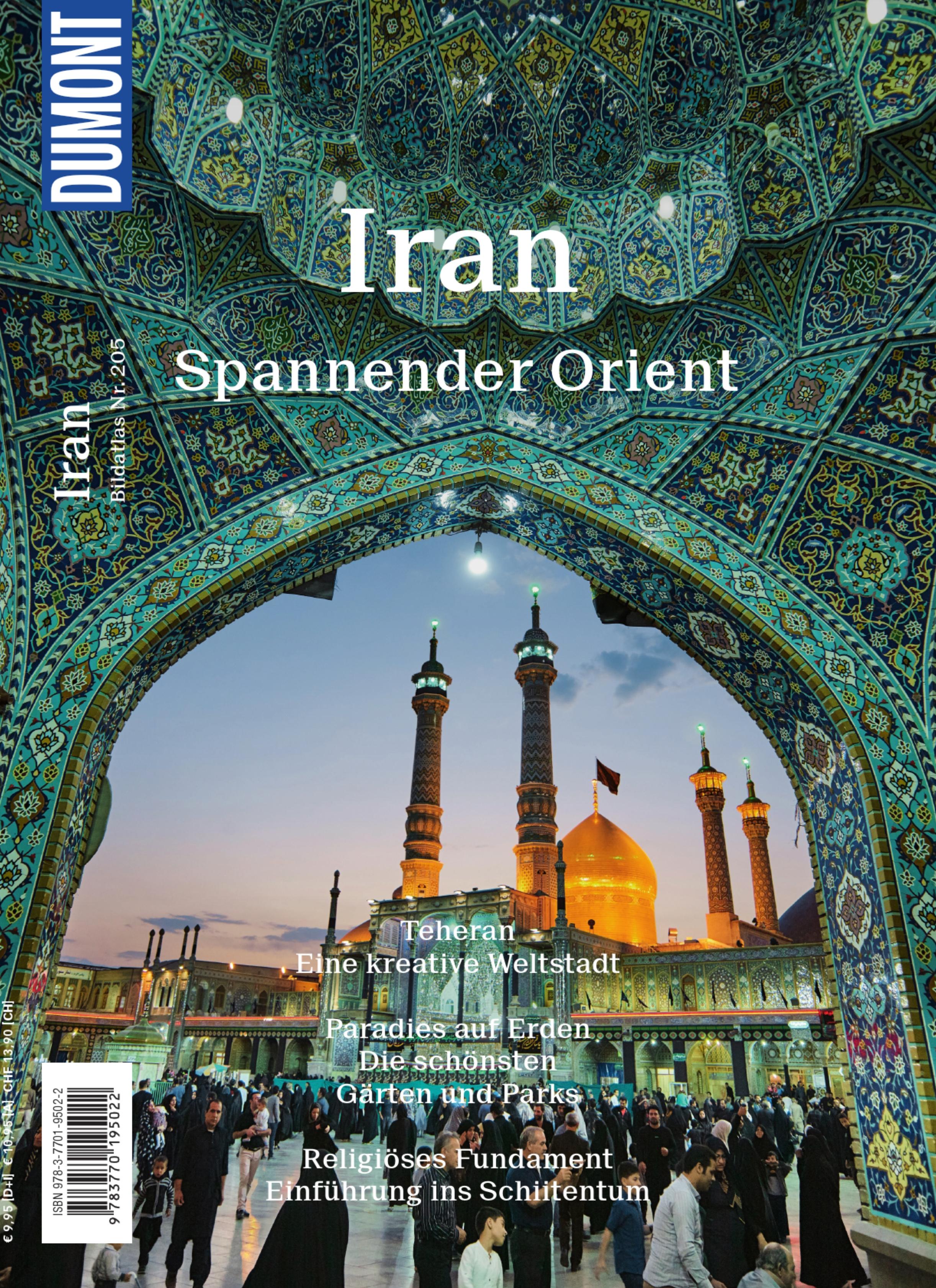 DuMont Bildatlas - Iran (Cover)