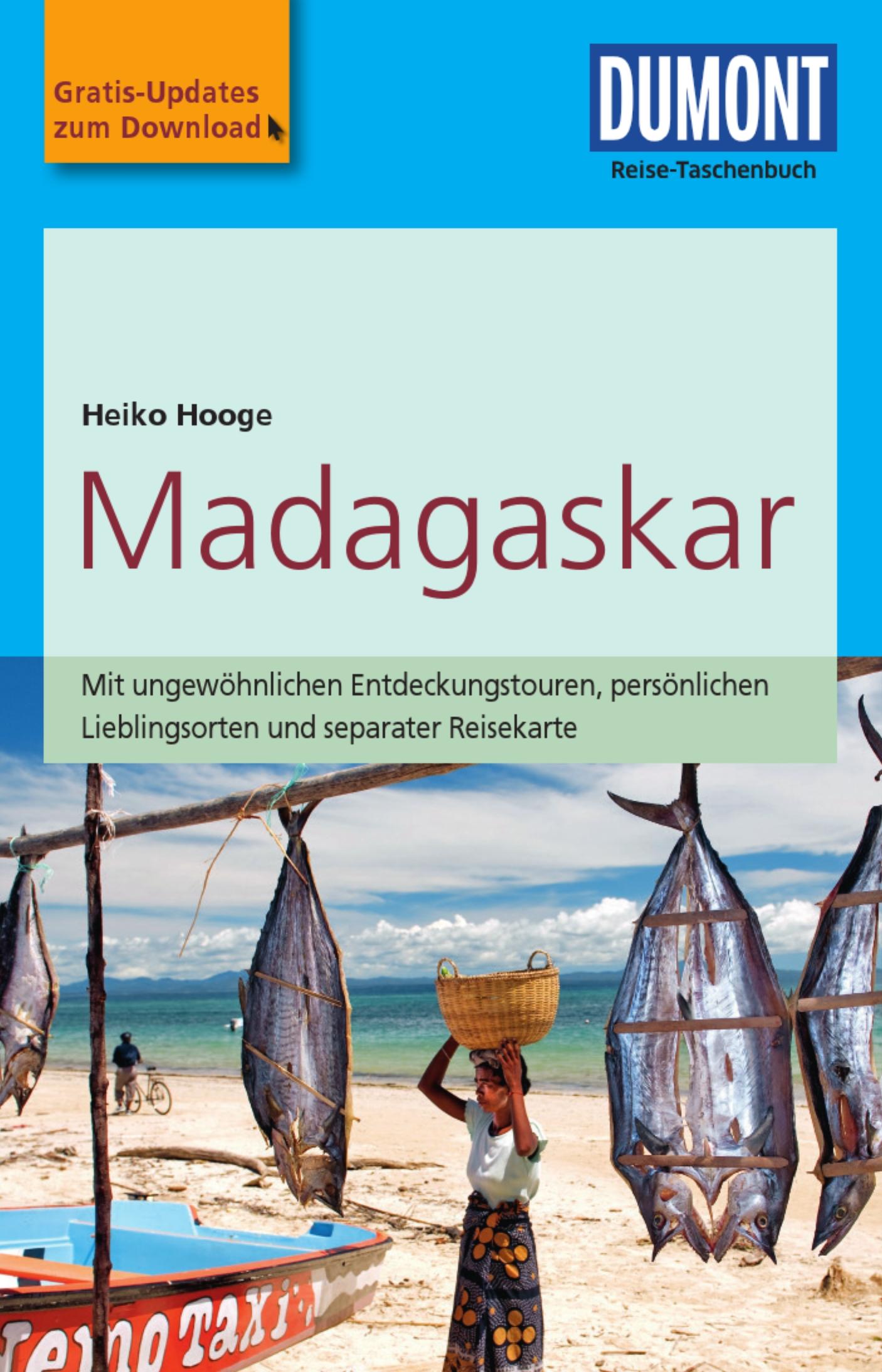 DuMont Reise-Taschenbuch - Madagaskar (Cover)