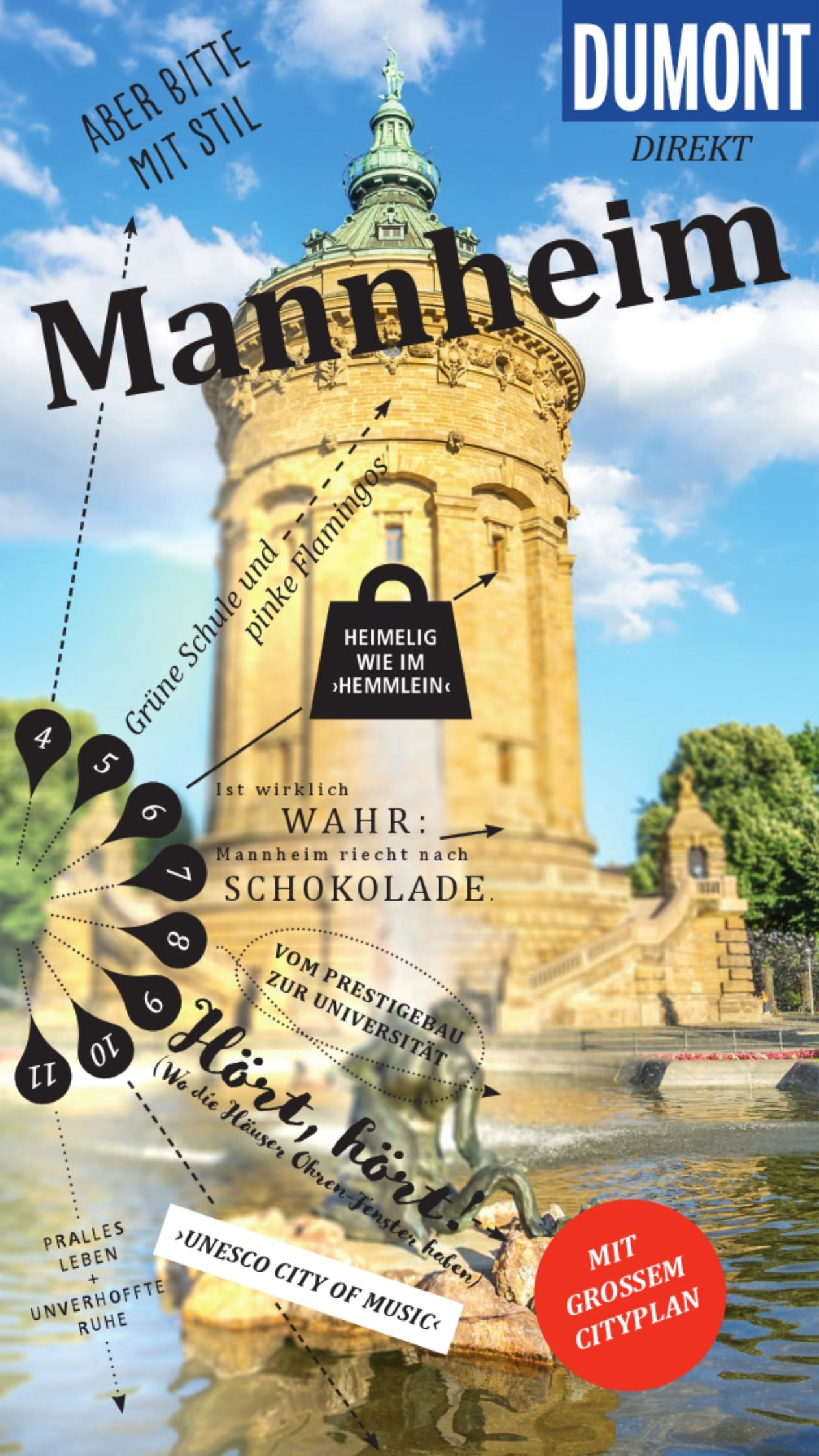 DuMont Direkt - Mannheim (Cover)