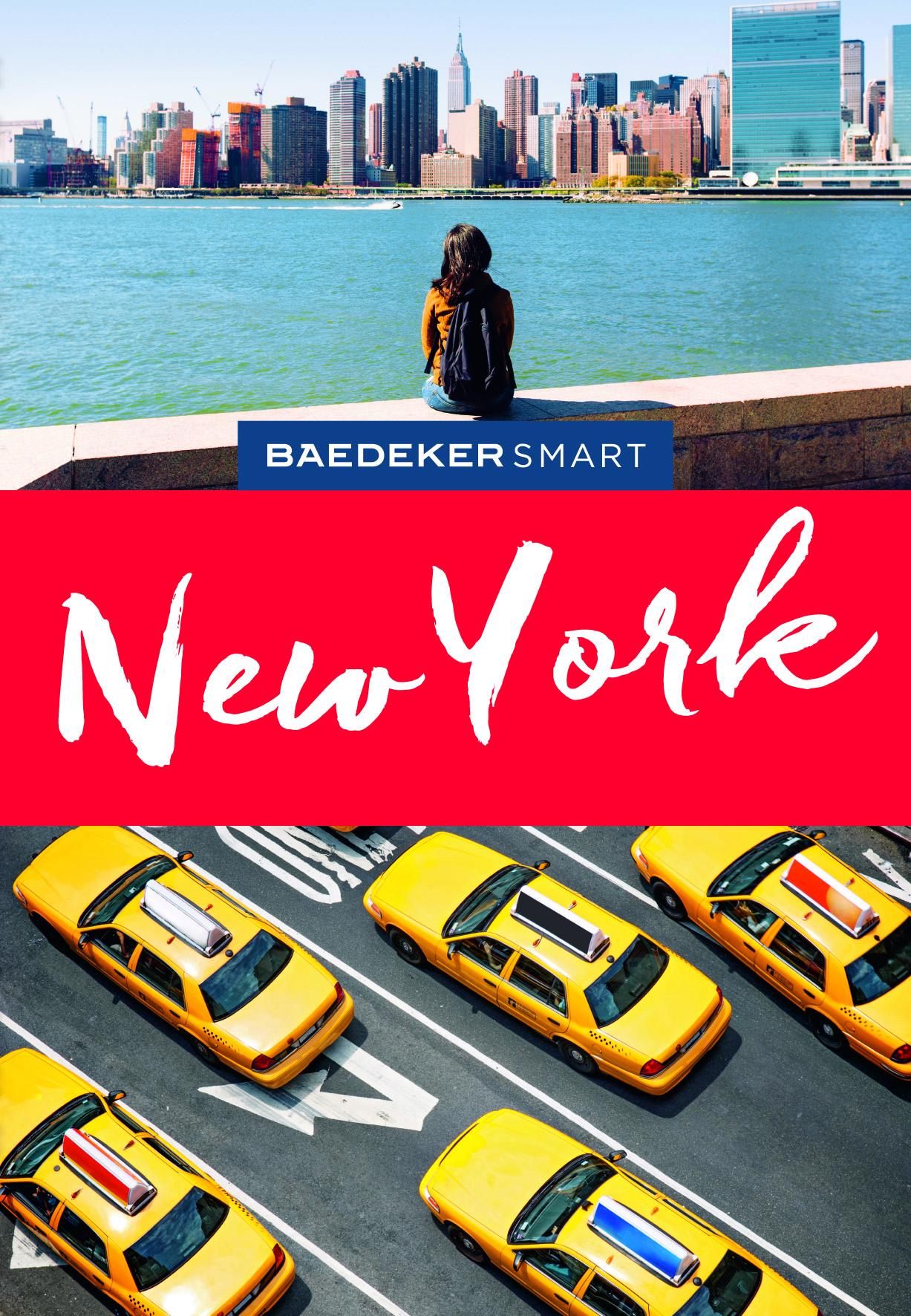 Baedeker Smart - New York (Cover)