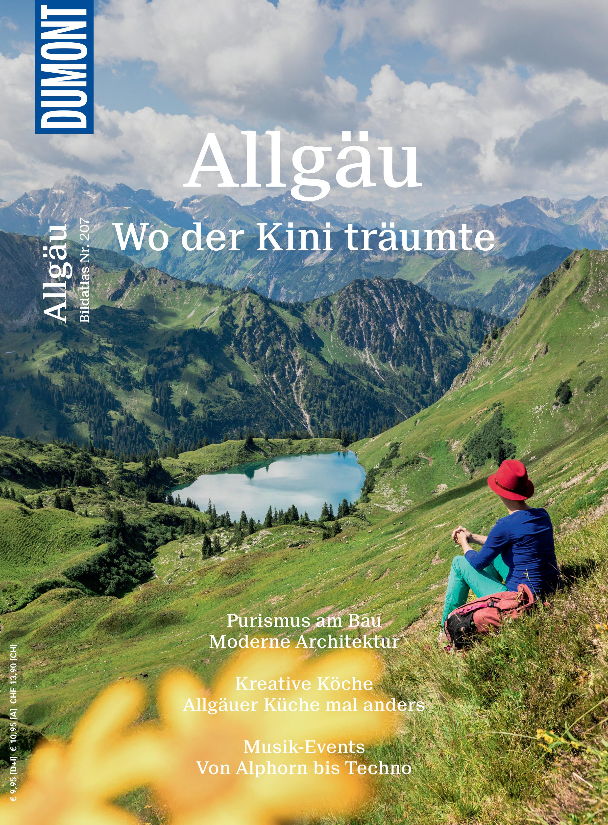 DuMont Bildatlas - Allgäu (Cover)