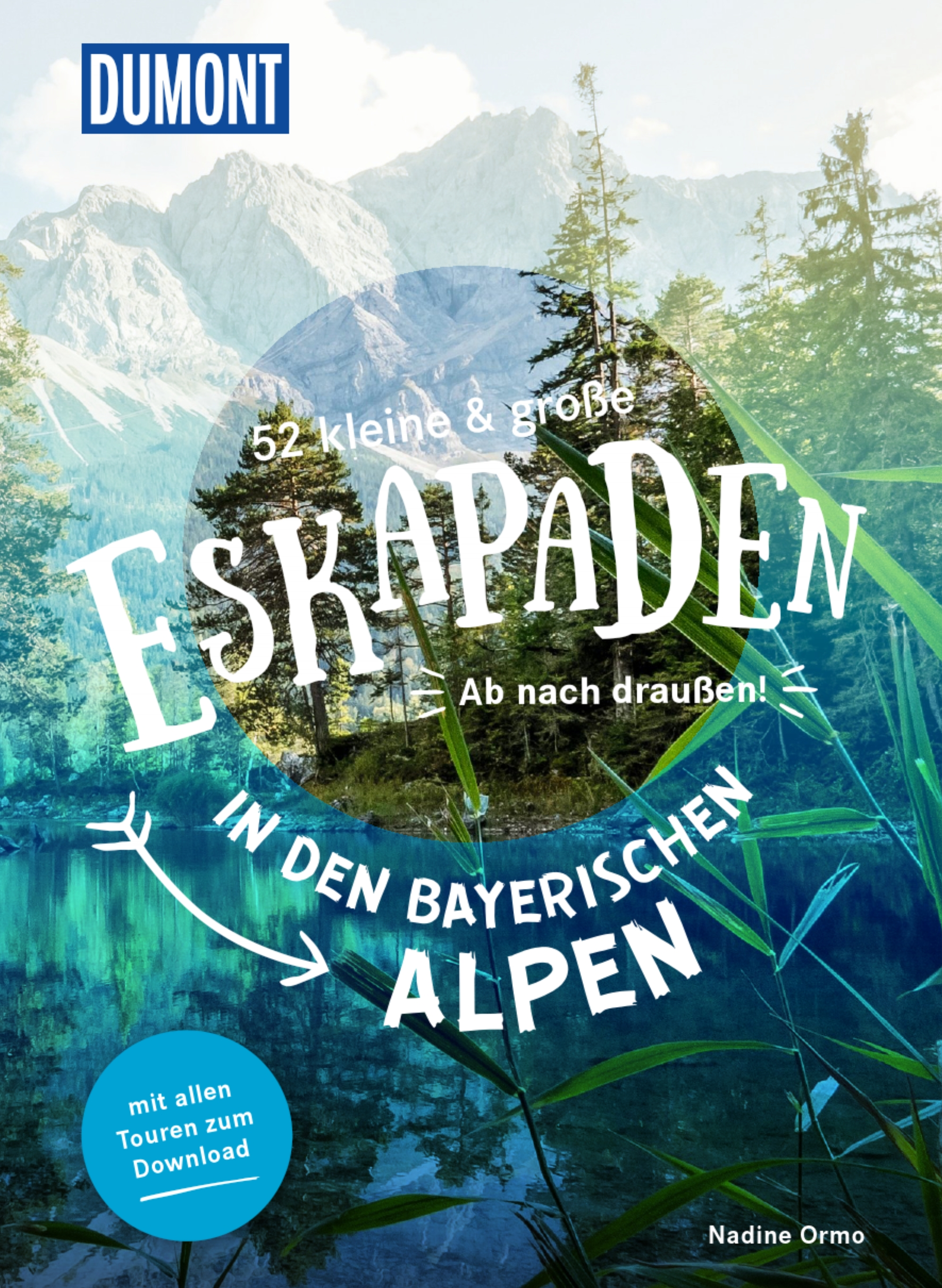 DuMont Eskapaden - Bayerische Alpen (Cover)