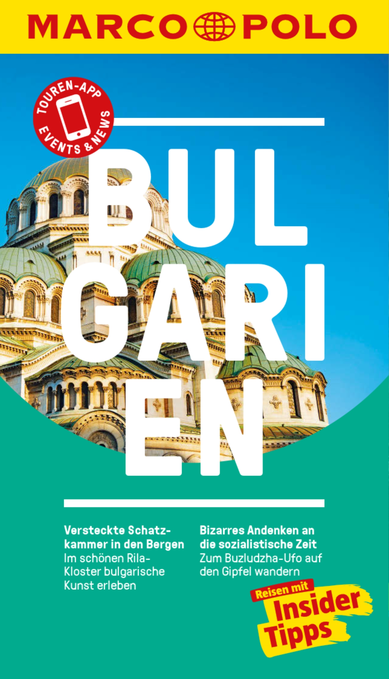 Marc Polo - Bulgarien (Cover)