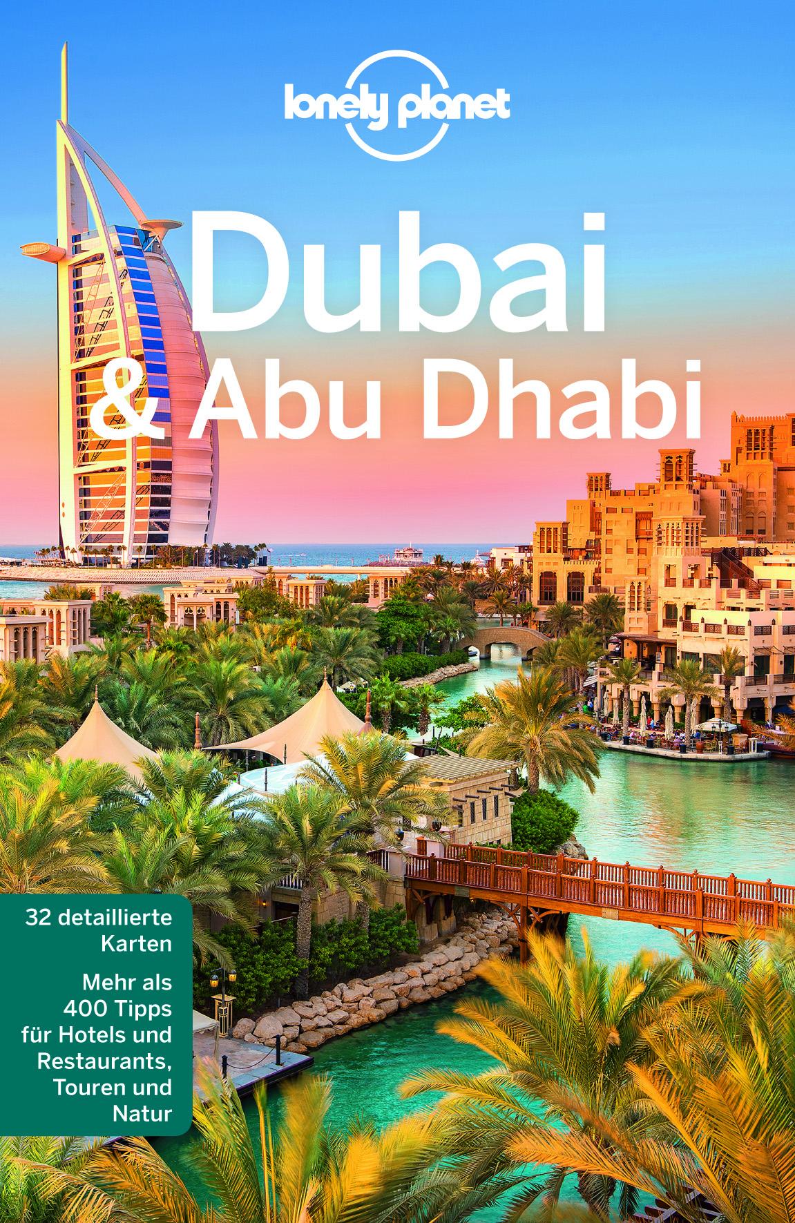 Lonely Planet - Dubai & Abu Dhabi (Cover)