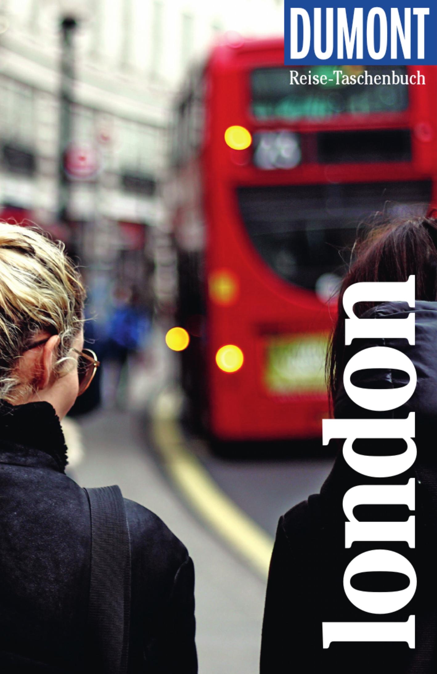 DuMont Reise-Taschenbuch – London (Cover)