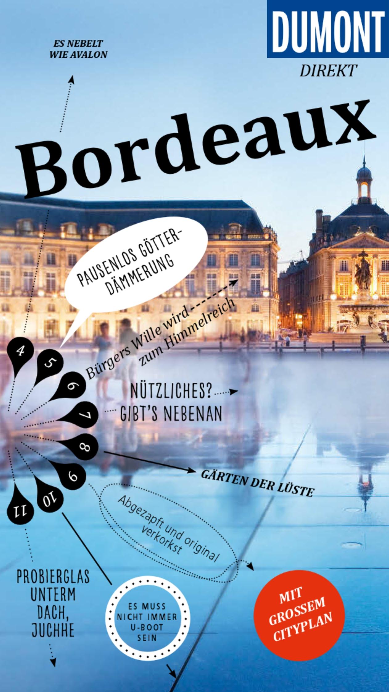 DuMont Direkt - Bordeaux (Cover)