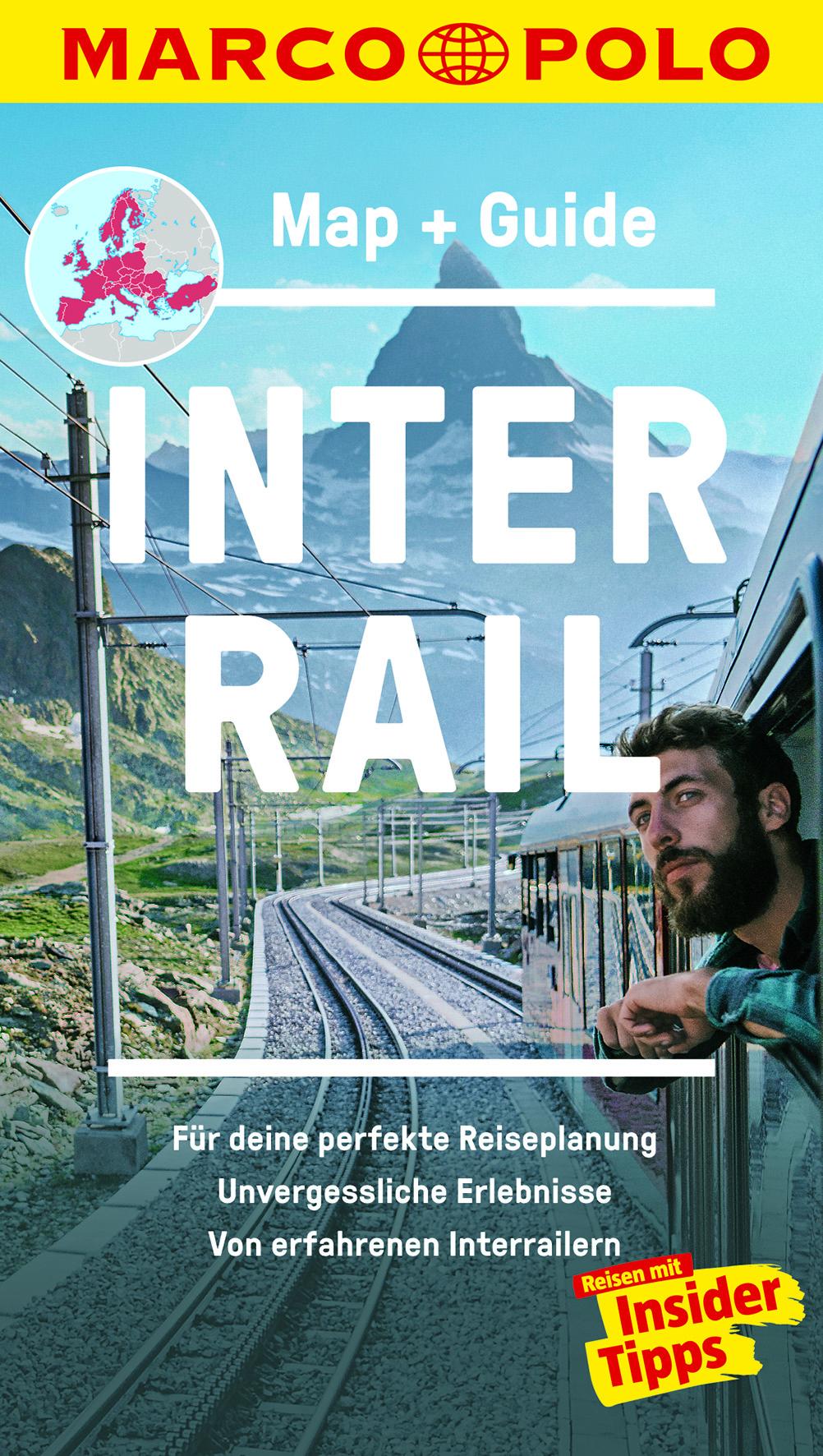 Marc Polo - Interrail (Cover)
