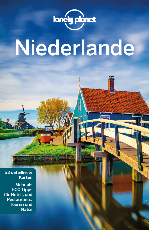Lonely Planet - Niederlande(Cover)