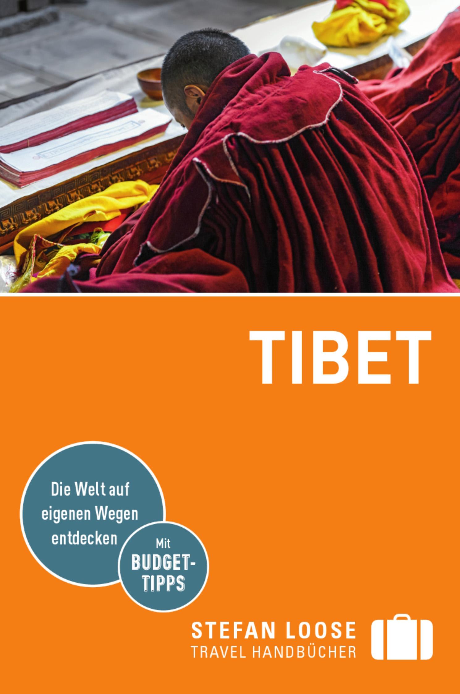 Stefan Loose - Tibet (Cover)