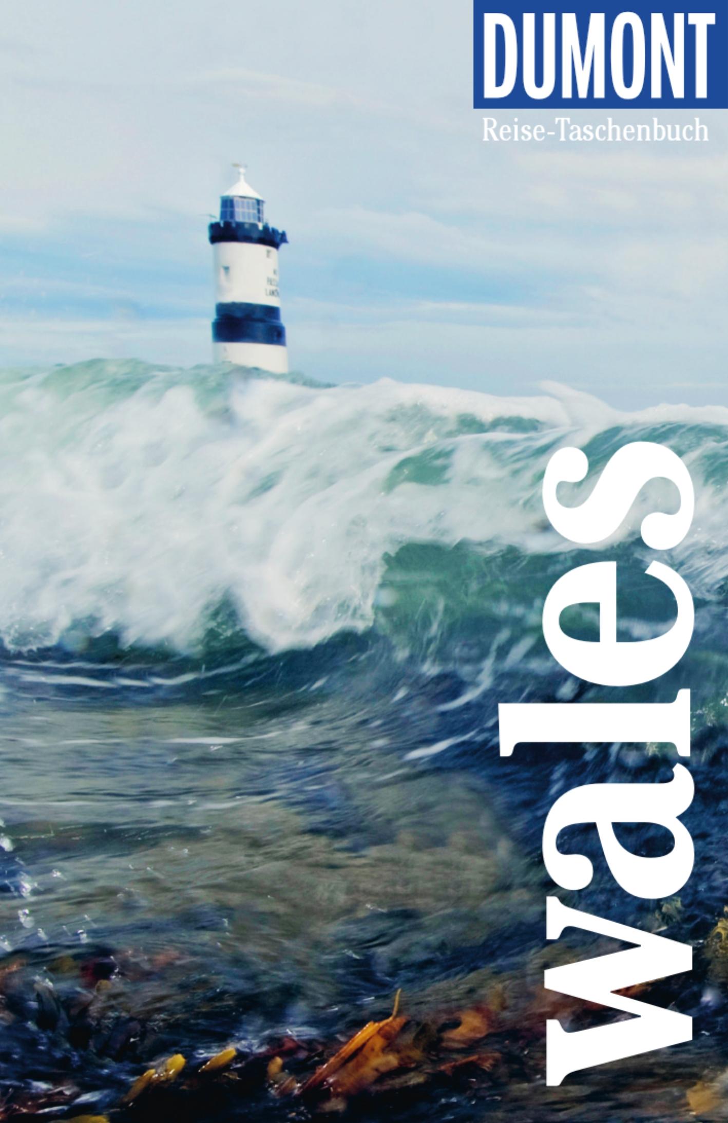 DuMont Reise-Taschenbuch – Wales (Cover)