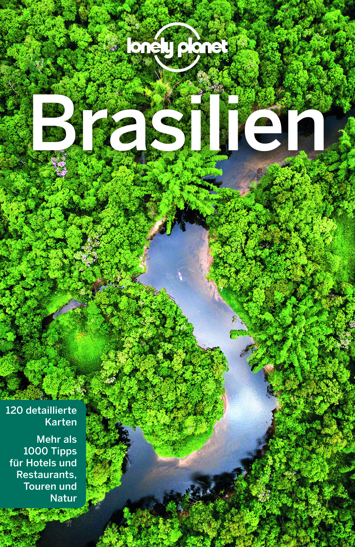 Lonely Planet – Brasilien (Cover)