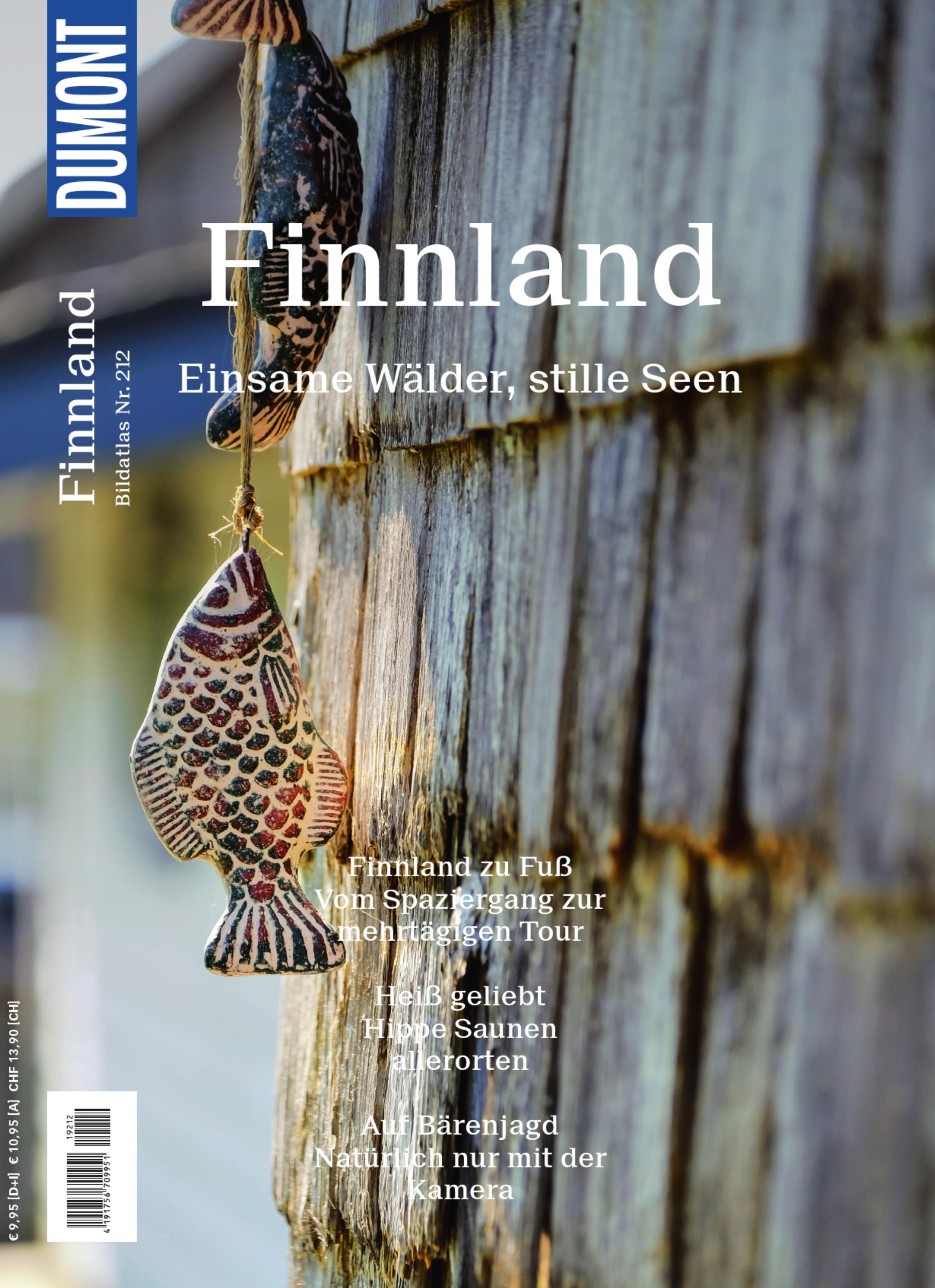 DuMont Bildatlas - Finnland (Cover)