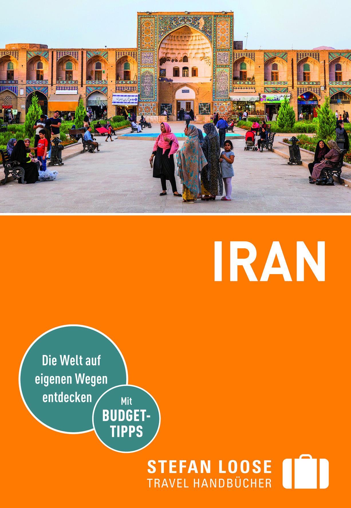 Stefan Loose – Iran (Cover)