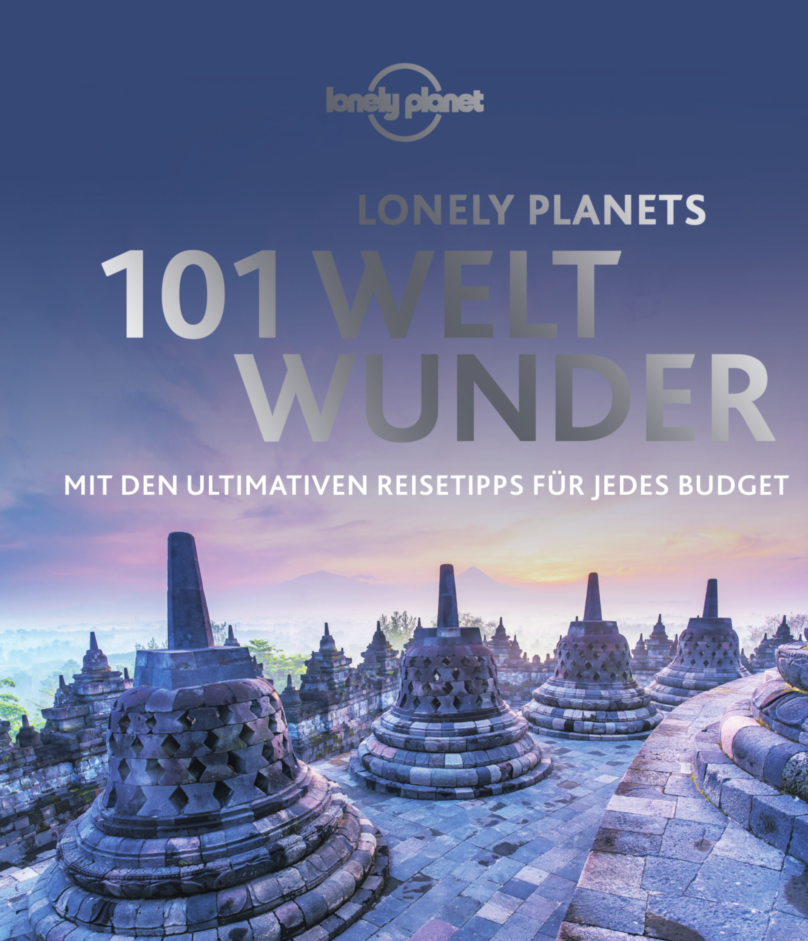 Lonely Planet - 101 Weltwunder (Cover)