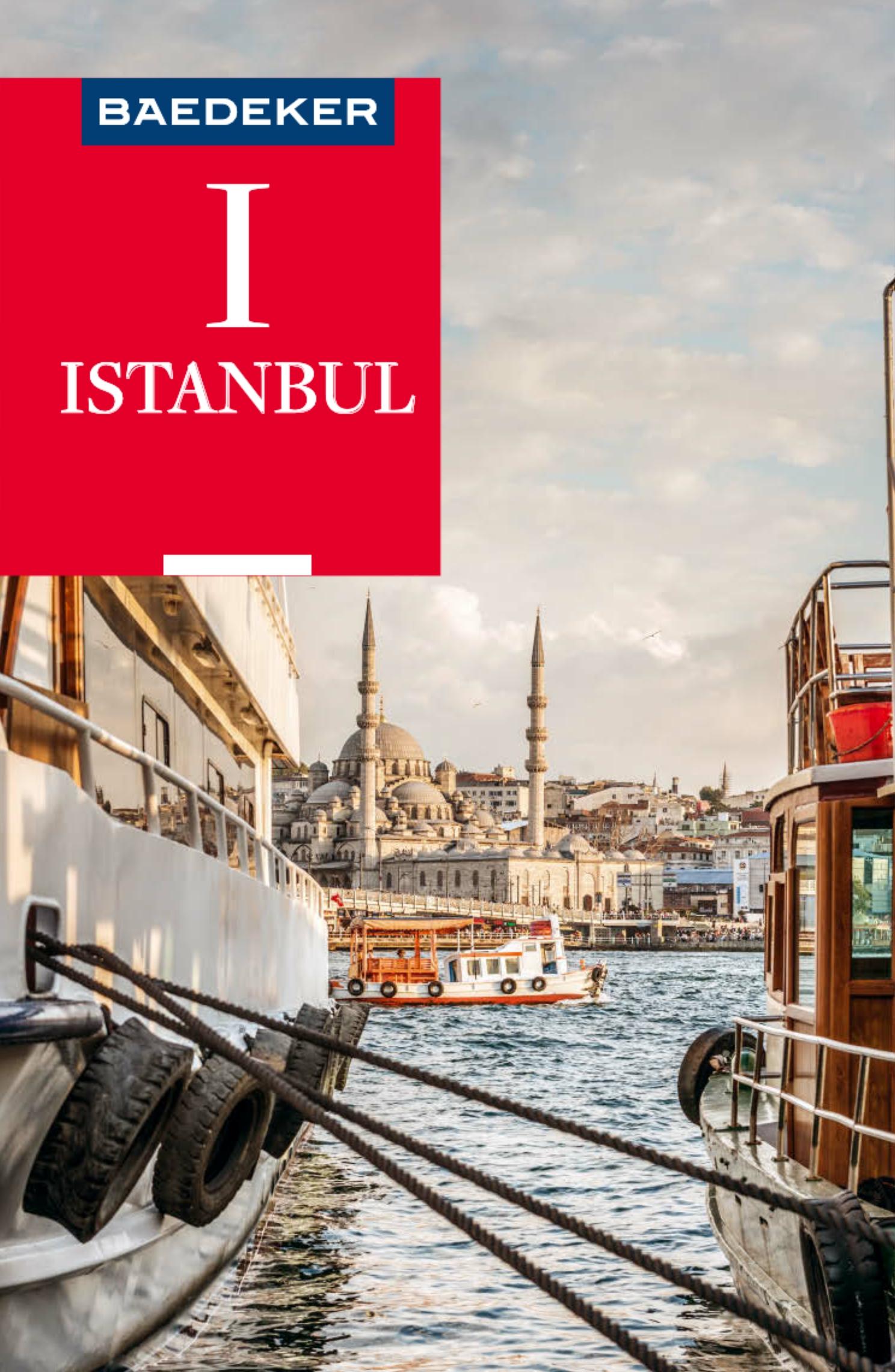 Baedeker - Istanbul (Cover)