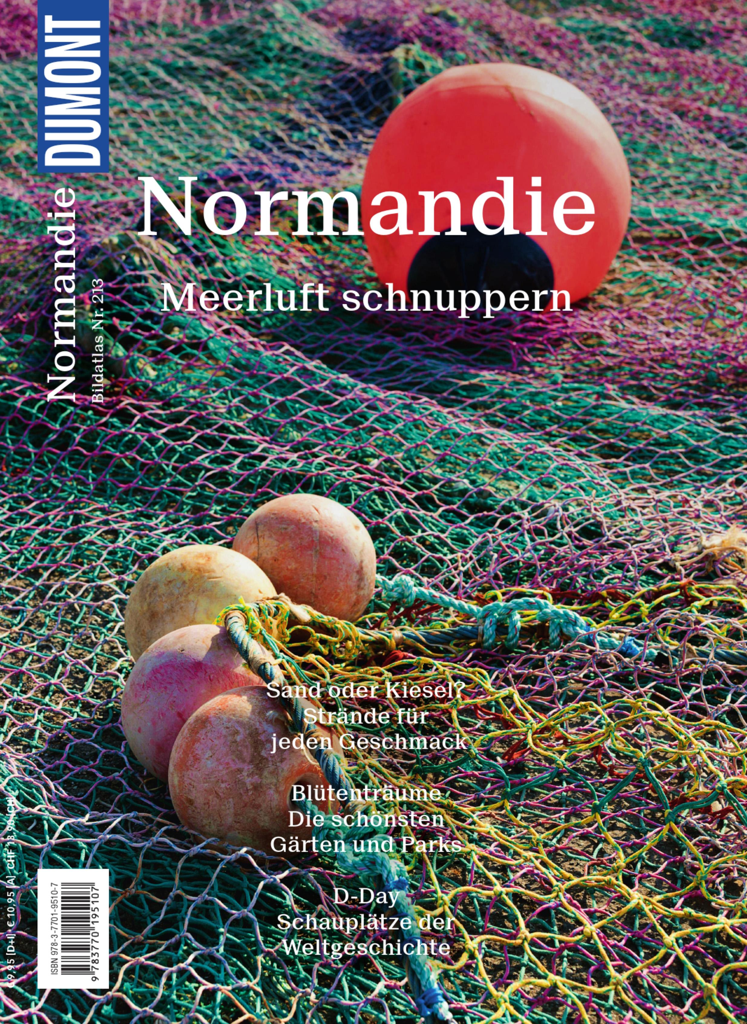 DuMont Bildatlas - Normandie (Cover)