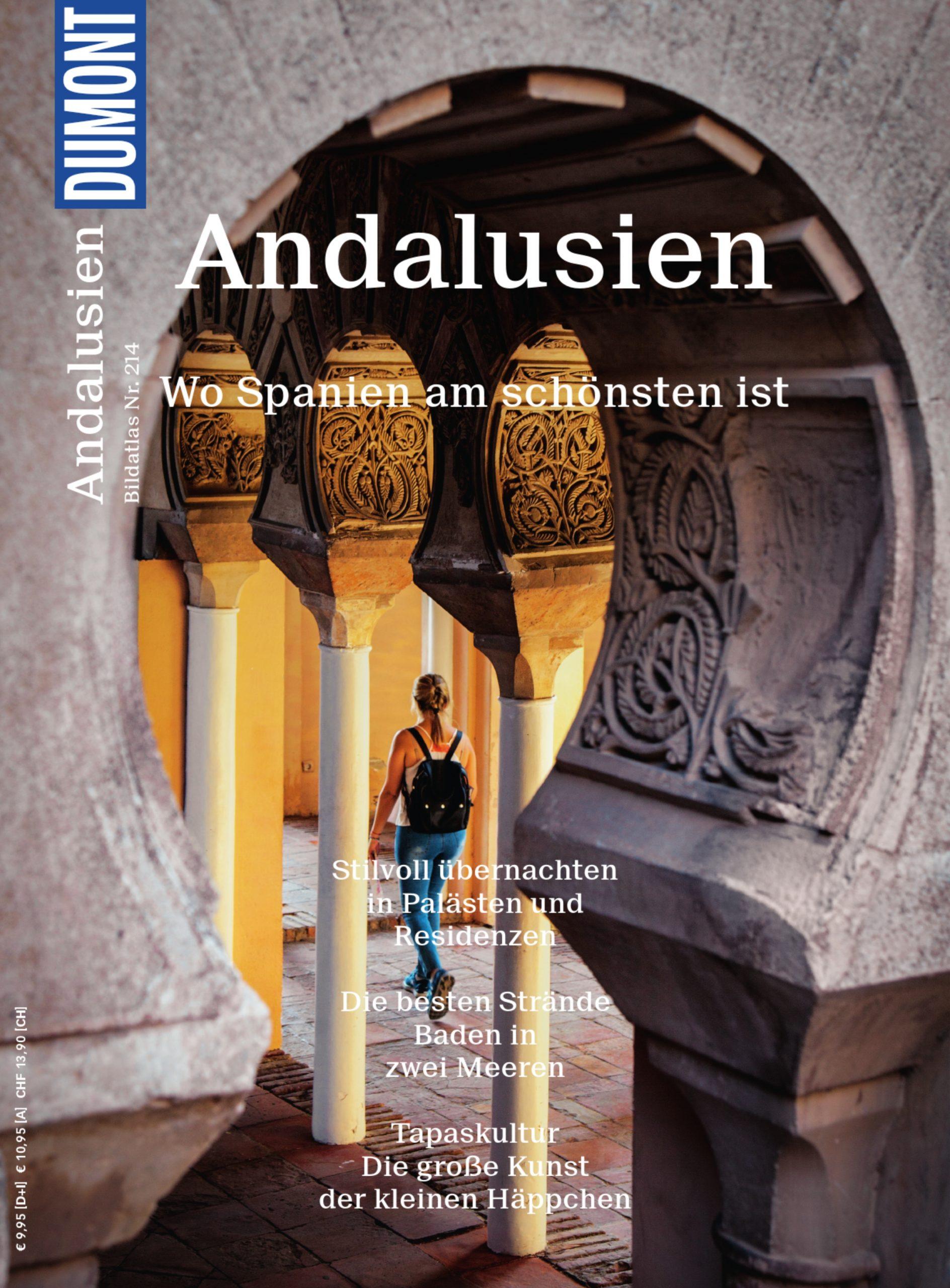 DuMont Bildatlas - Andalusien (Cover)