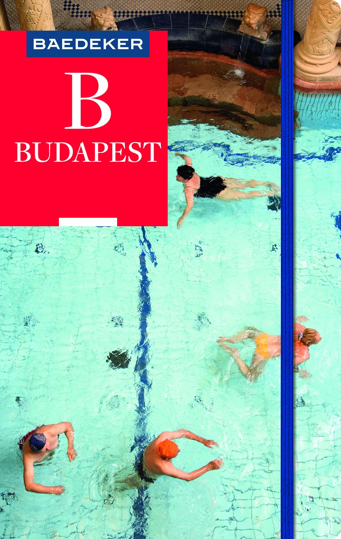 Baedeker - Budapest (Cover)